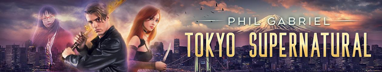 Tokyo Supernatural